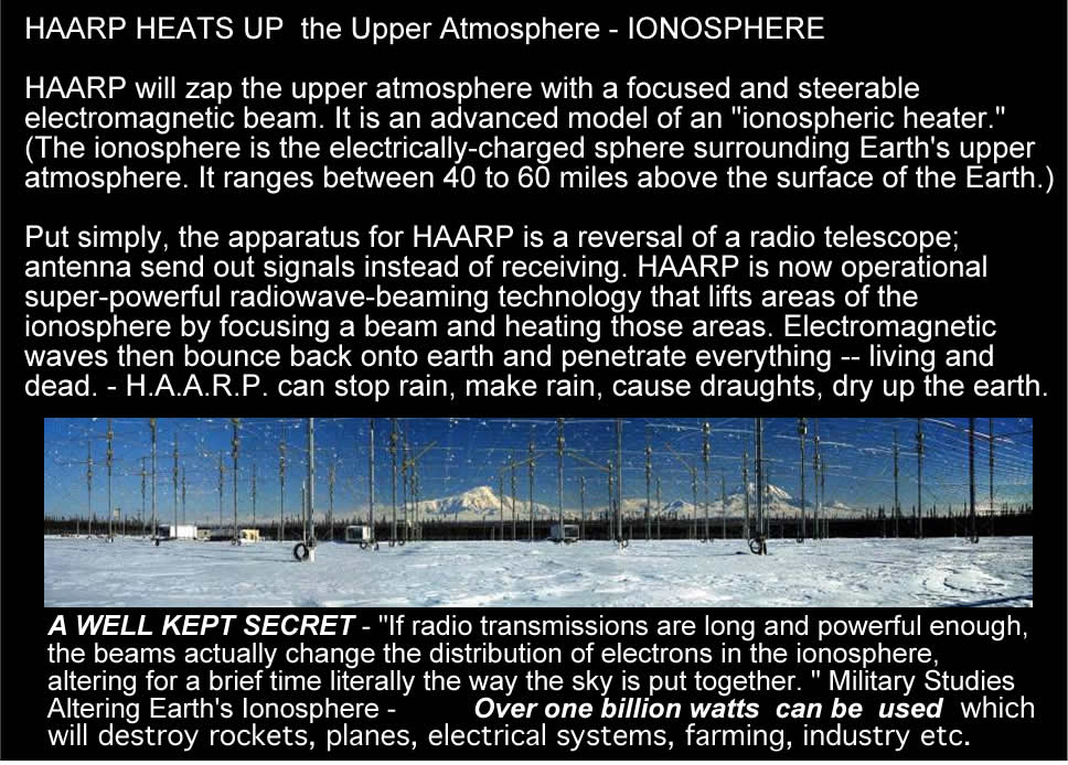 an overview of the low frequency wave generator haarp The high-frequency active auroral research program into ulf (ultra low frequency) 19 responses to want to know about haarp.